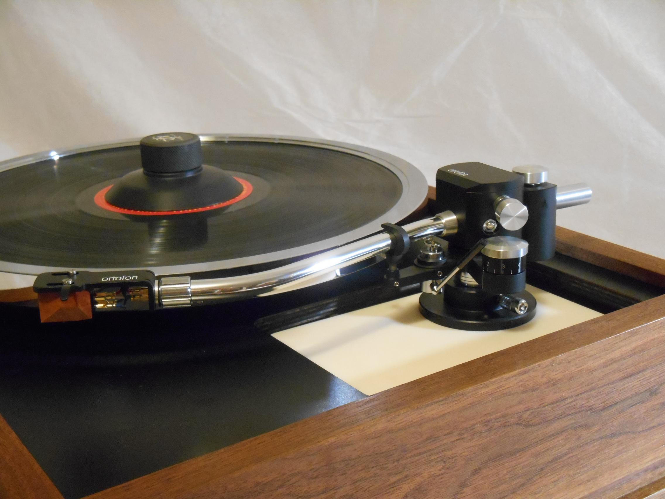 Merrill Heirloom Ortofon Rs 212d Tonearm Complete M S