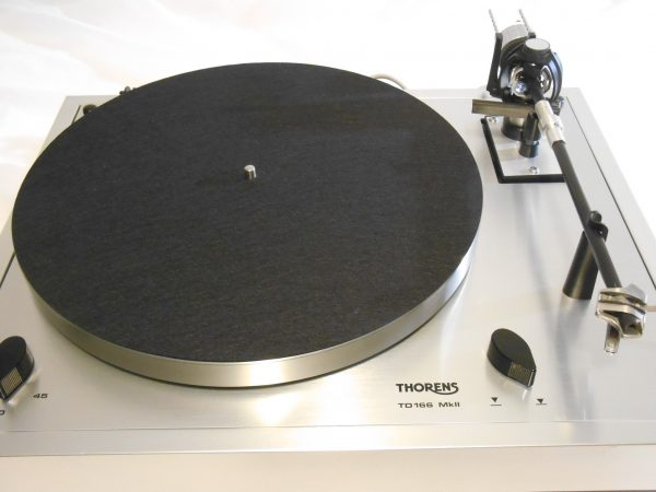 Starter Package Thorens Td 166 Mkii Turntable 575 Plus