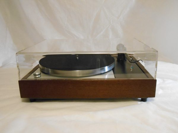 Vinyl Nirvana's VN-150! A Transformed Thorens TD-150 in custom Cherry plinth, Upgraded Rega (Moth) RB-202 Tonearm, Music Hall Cruise Control 06