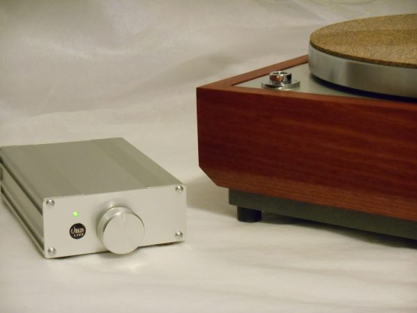 "The VN-150 Long Base! A transformed Thorens TD-150 w/ 12"" SME arm, Origin Live DC Motor, and Santos Mahogany Plinth 01"