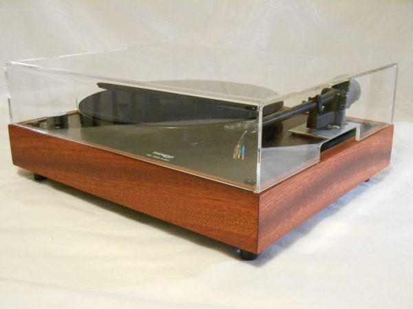 Thorens TD-160 Super Reproduction, Midnight Edition (ME), Upgraded Rega (Moth) RB-202 arm, bloodwood 03