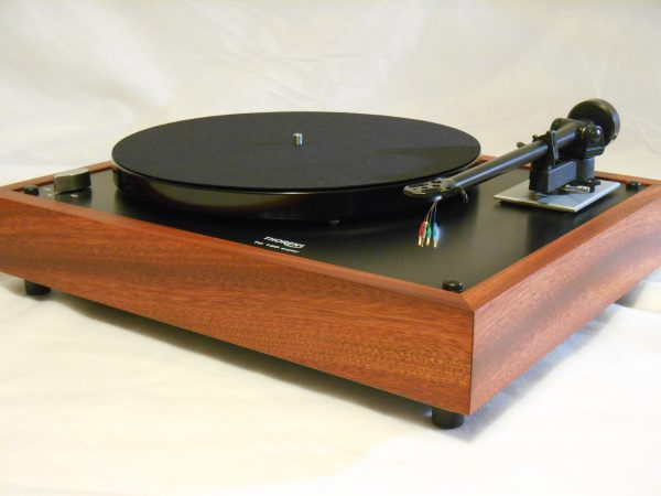 Thorens TD-160 Super Reproduction, Midnight Edition (ME), Upgraded Rega (Moth) RB-202 arm, bloodwood 02