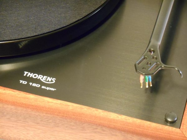 Thorens TD-160 Super Reproduction, Midnight Edition (ME), Upgraded Rega (Moth) RB-202 arm, bloodwood 07