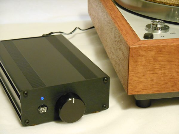 Thorens TD-160 Super Reproduction, new SME M2-9 arm, custom Bubinga plinth, Origin Live Ultra Motor 04