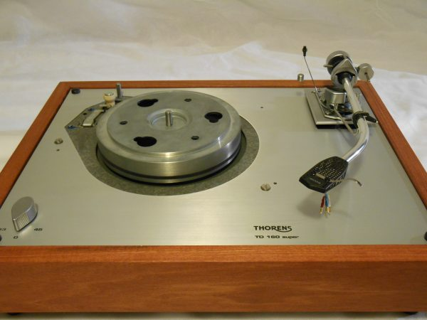 The Reproduction top plate