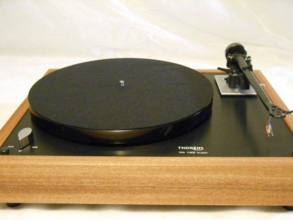 thorens d-160 super ME rb-202 sapele 01