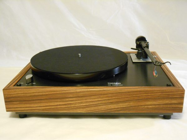 thorens td-160 super reproduction rb-202 zebrawood midnight edition 02