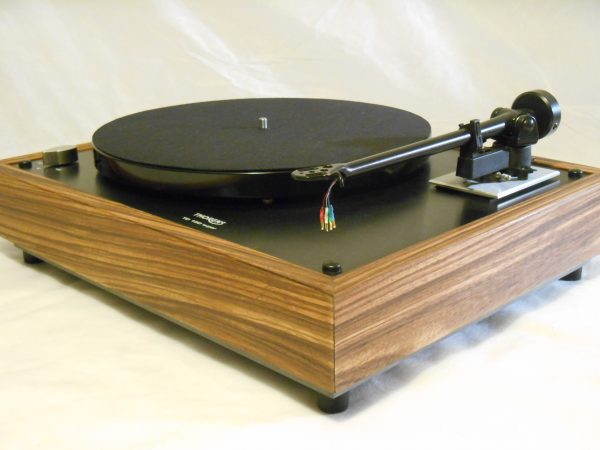 thorens td-160 super reproduction rb-202 zebrawood midnight edition 01