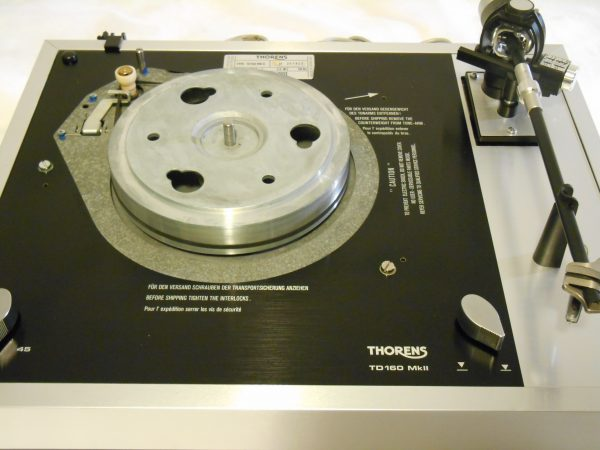 Top plate is in truly exceptional condition!