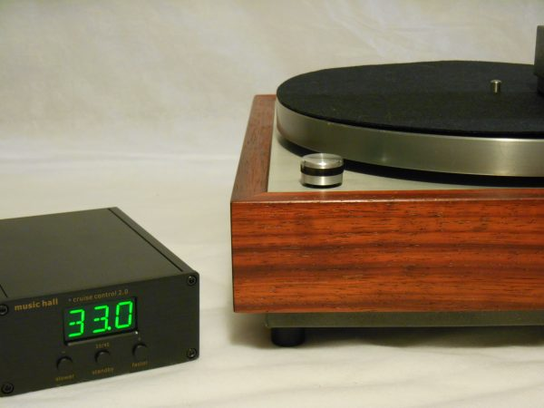 Vinyl Nirvana's VN-150! A Transformed Thorens TD-150 in custom Padauk plinth, Upgraded Rega (Moth) RB-202 Tonearm, Music Hall Cruise Control, Dynavector 10X5 Cartridge 01