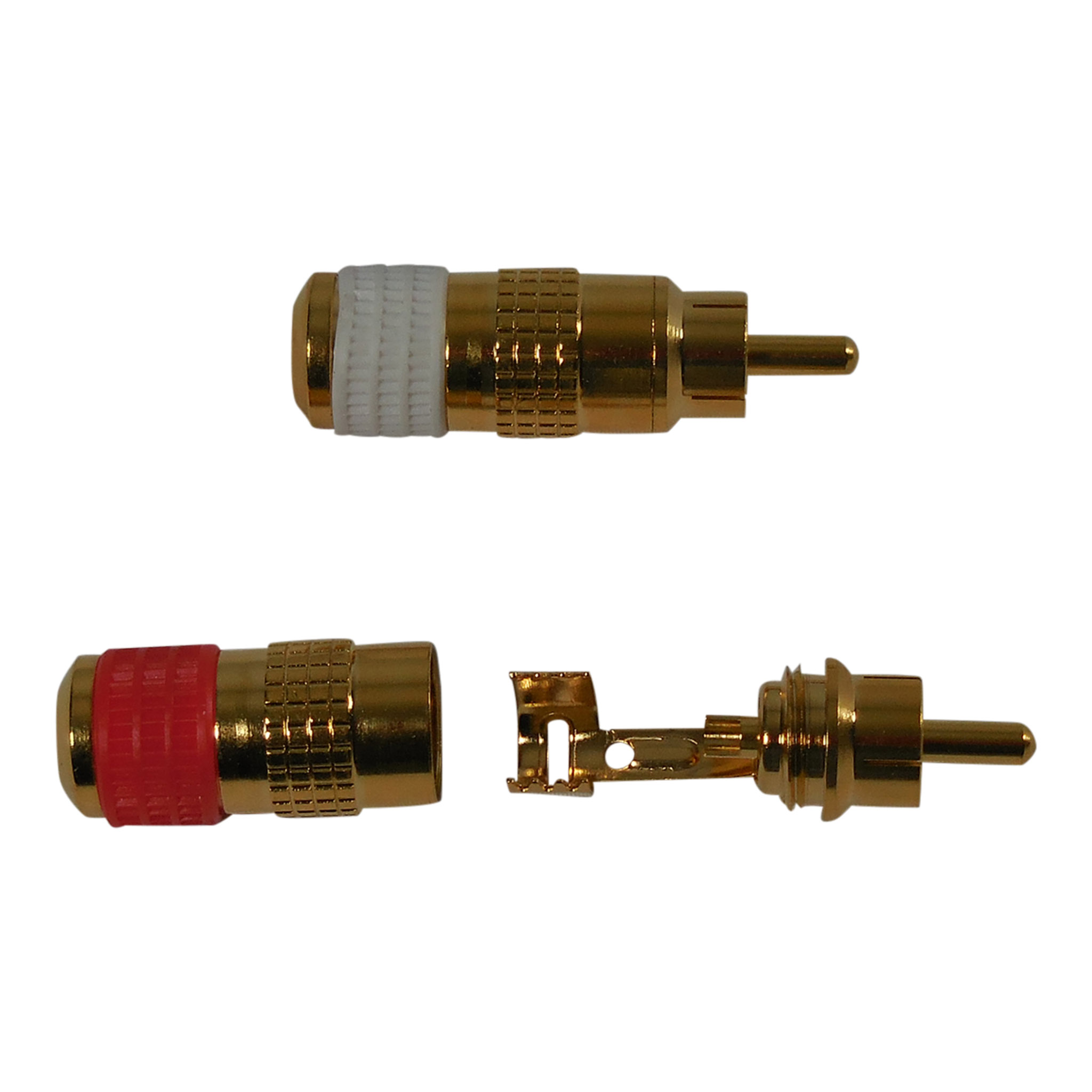 Replacement RCA Plugs Rare 3mm Size for Thorens Cable - Vinyl Nirvana -  Vintage AR and Thorens Turntable Sales, Parts, and Restorations