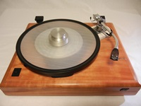 Vinyl Nirvana Upgrade Replacement Platter for AR Turntable
